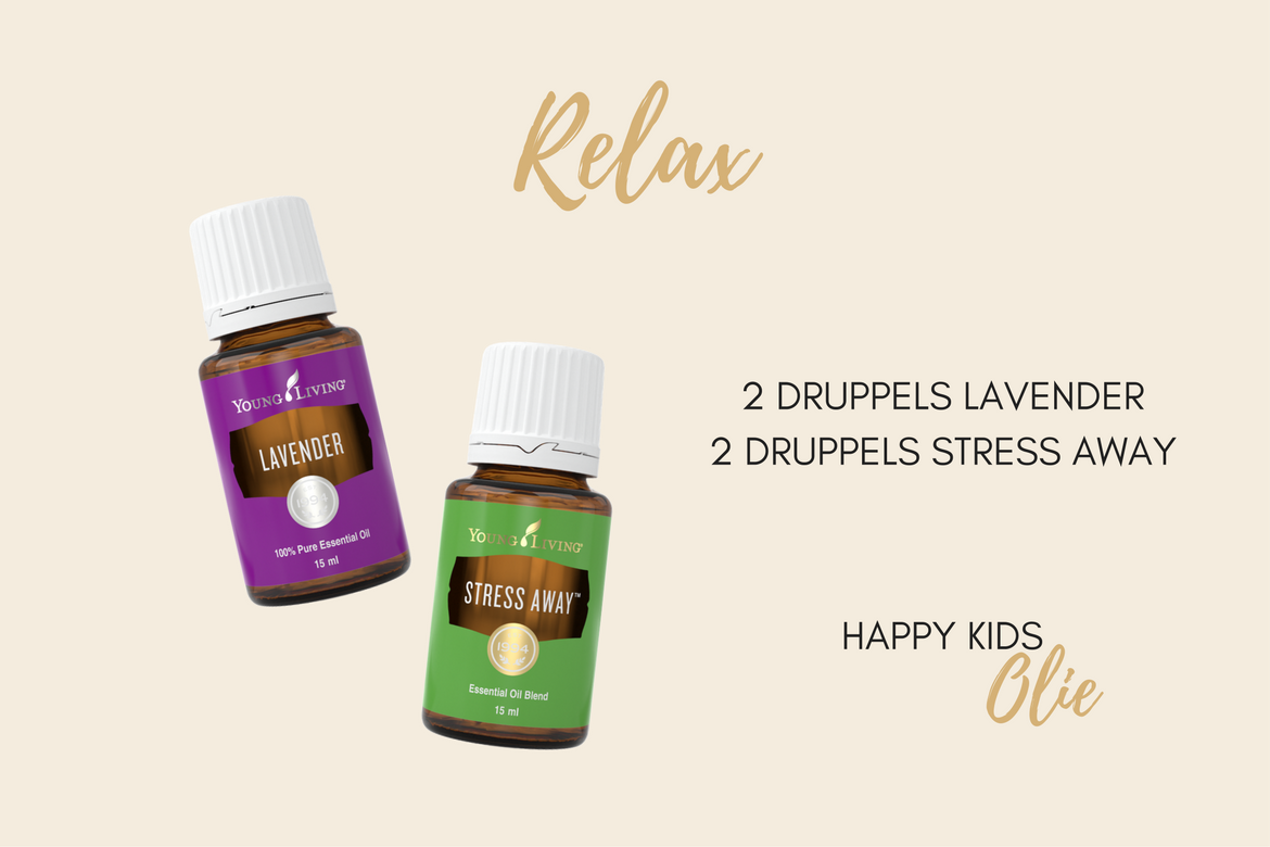 Lavender en Stress Away Young Living
