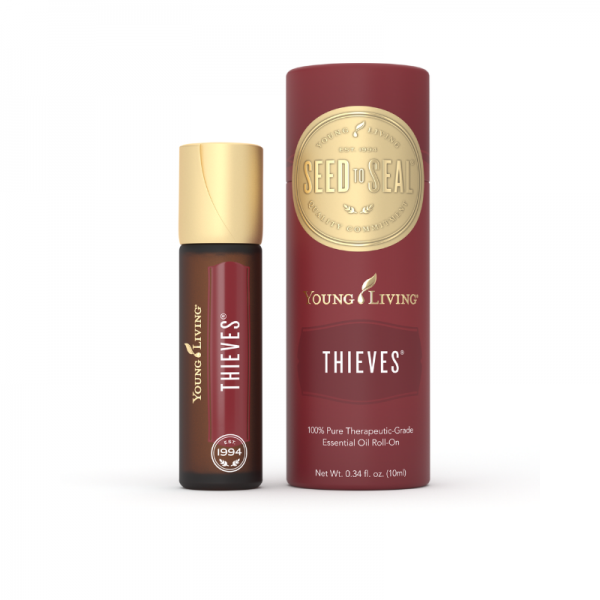 Thieves Roll on Young Living
