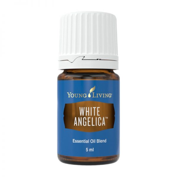 White Angelica Young Living Essentiele Olie