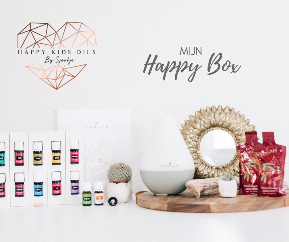 Happy Box Young Living Starterkit