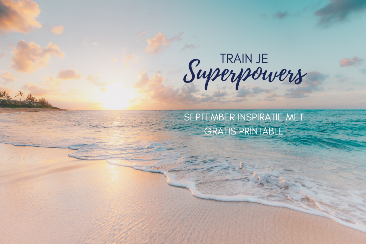 Train je superpowers