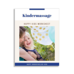 Worksheet Kindermassage