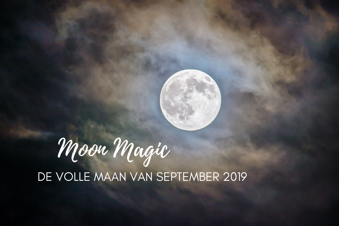 Volle maan september 2019