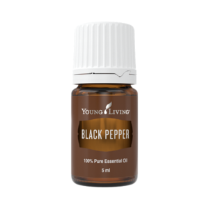 Black Pepper young living etherische olie